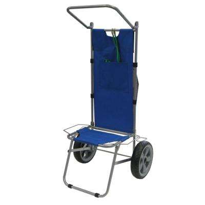 Beach Cart in Blue