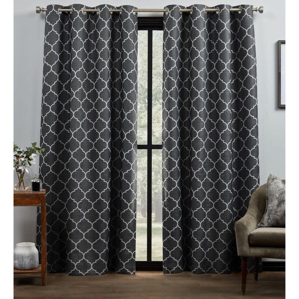 Blackout Grommet Top Curtain Panel
