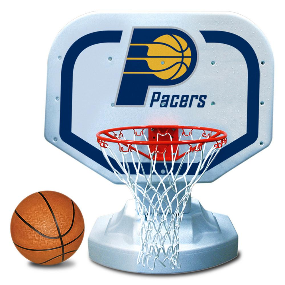 Indiana Pacers NBA Competition Swimming Pool Basketball Game