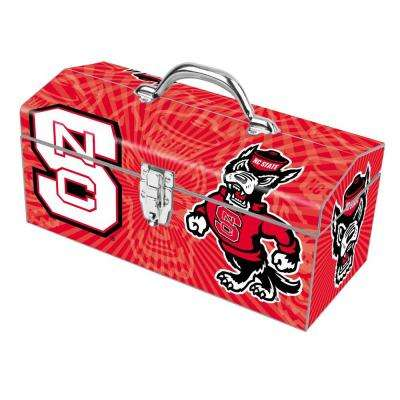 16 in. North Carolina State Art Tool Box