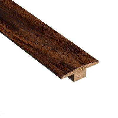 Strand Woven Acacia 3/8 in. Thick x 1-7/8 in. Wide x 78 in. Length Exotic Bamboo T-Molding