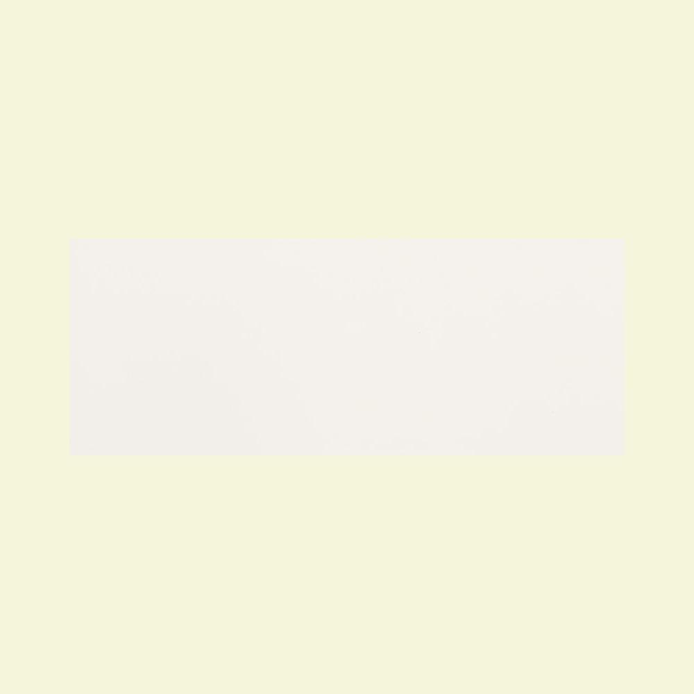Daltile Identity Paramount White 8 in. x 20 in. Ceramic Floor and Wall Tile (15.06 sq. ft. / case)