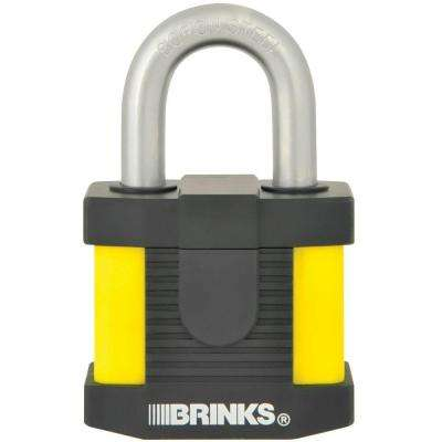 50 mm Laminated Steel Commercial Padlock with Weather Resistance