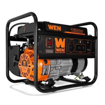 1400-Watt 4-Stroke 98 cc Gas Powered Portable Generator CARB Compliant