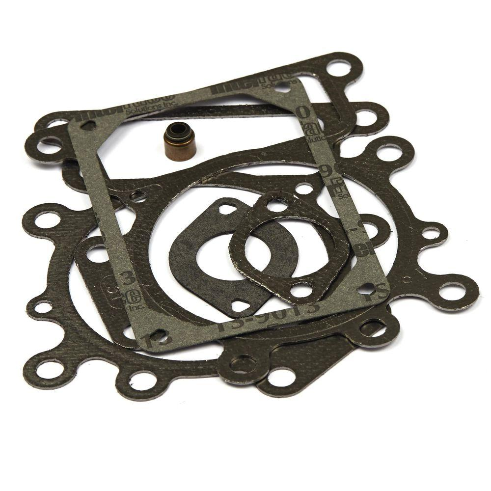Briggs Stratton Valve Gasket Set 794152 The Home Depot And Engine Diagram Get Domain Pictures