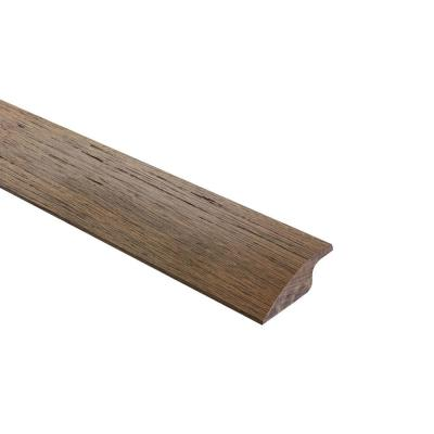 Strand Woven Bamboo Cobblestone 0.69 in. Thick x 20.0 in. Wide x 72 in. Length Bamboo Multi-Purpose Reducer Molding