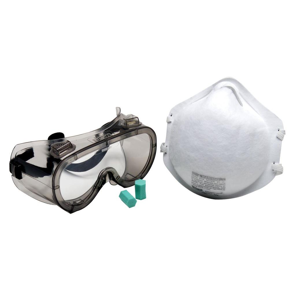 Safety Works 3-Piece Protection Kit