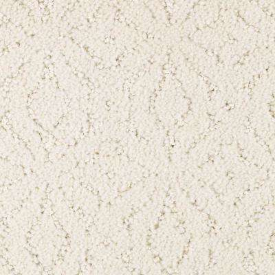 Carpet Sample - Oakleaf - Color Atrium Pattern 8 in. x 8 in.
