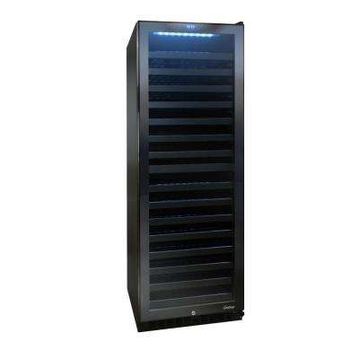 142-Bottle Dual Zone Touch Screen Wine Cooler