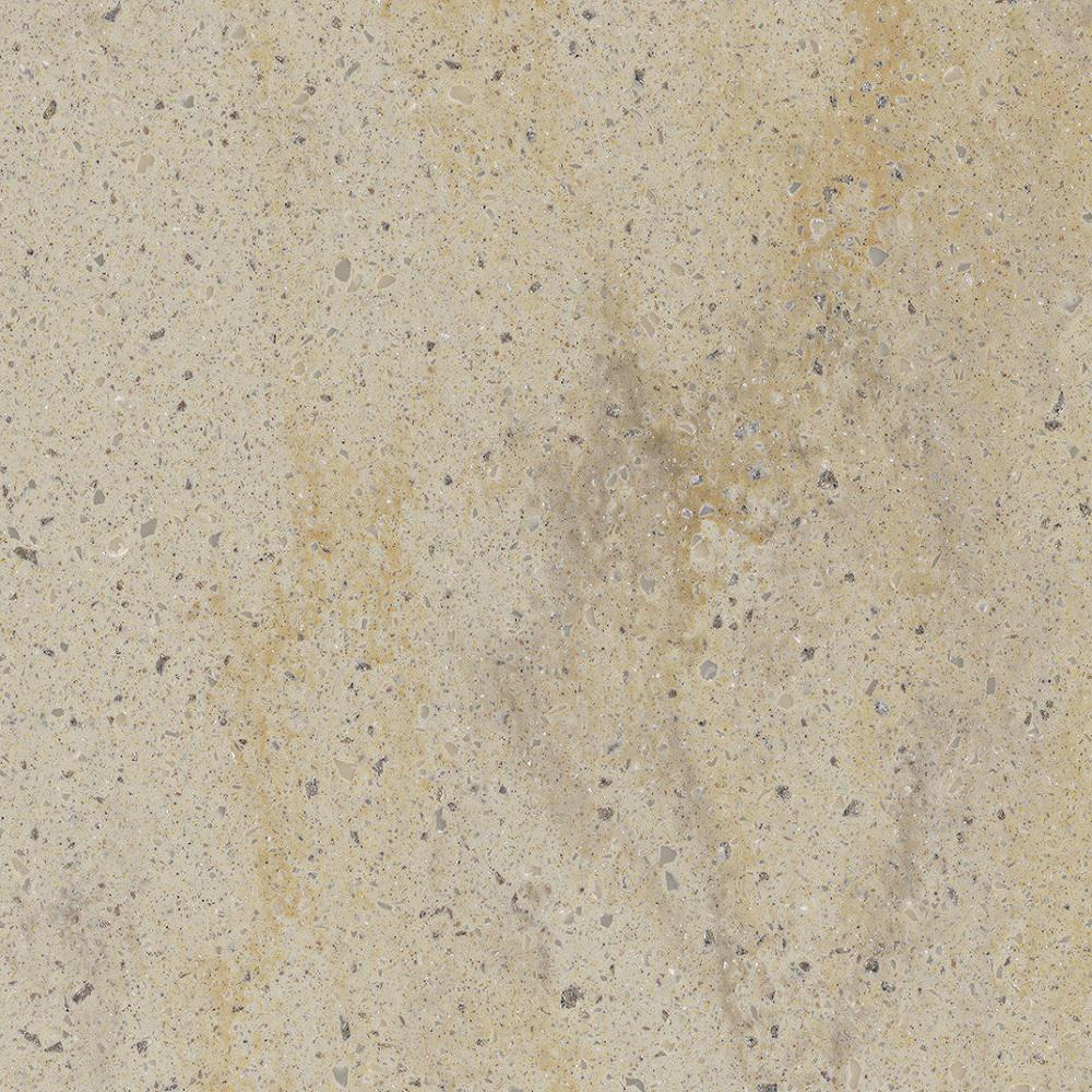 Corian 2 In X 2 In Solid Surface Countertop Sample In Burled Beach