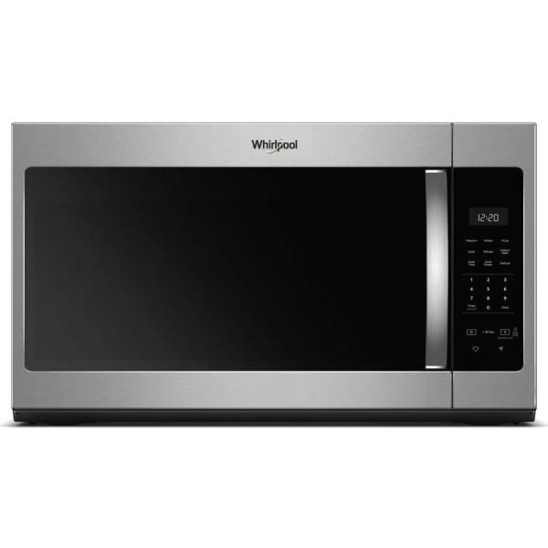 1.7 cu. ft. Over the Range Microwave in Stainless Steel with Electronic Touch Controls