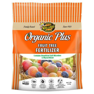 3.5 lb. Organic Fruit Tree Fertilizer