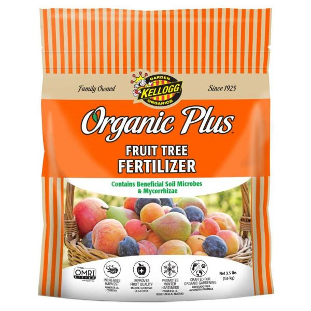 3.5 lb. Organic Fruit Tree Fertilizer