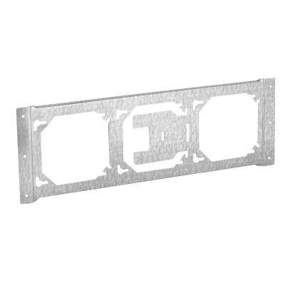 Box Positioning Mounting Bracket for 3 Boxes (50-Pack)