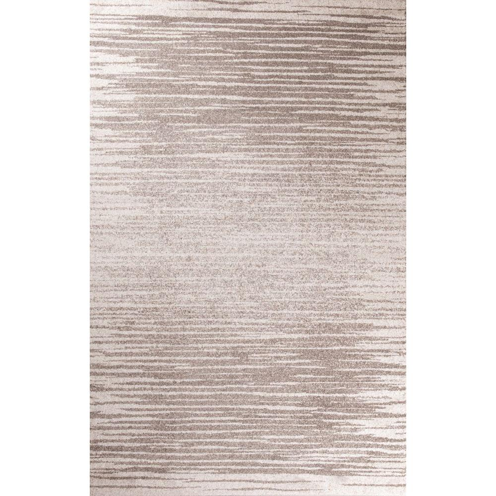 Concord Global Trading Casa Collection Naila Beige 3 ft. 3 in. x 4 ft. 7 in. Area Rug