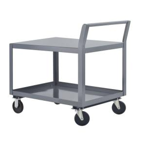 Edsal 24 inch W All Purpose Heavy Duty Welded Truck and Utility Cart by Edsal