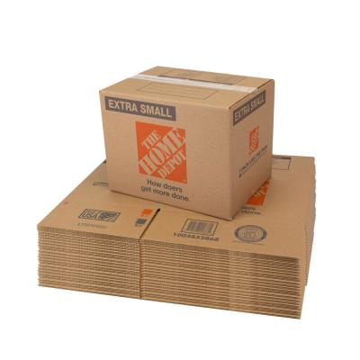 15 in. L x 12 in. W x 10 in. D Extra-Small Moving Box (25-Pack)