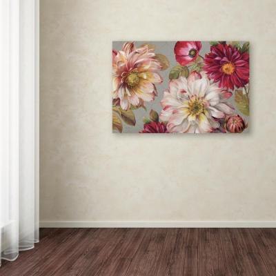 """30 in. x 47 in. """"Classically Beautiful I"""" by Lisa Audit Printed Canvas Wall Art"""