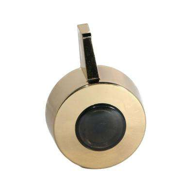 Delta 212 Shower Handle, Polished Brass