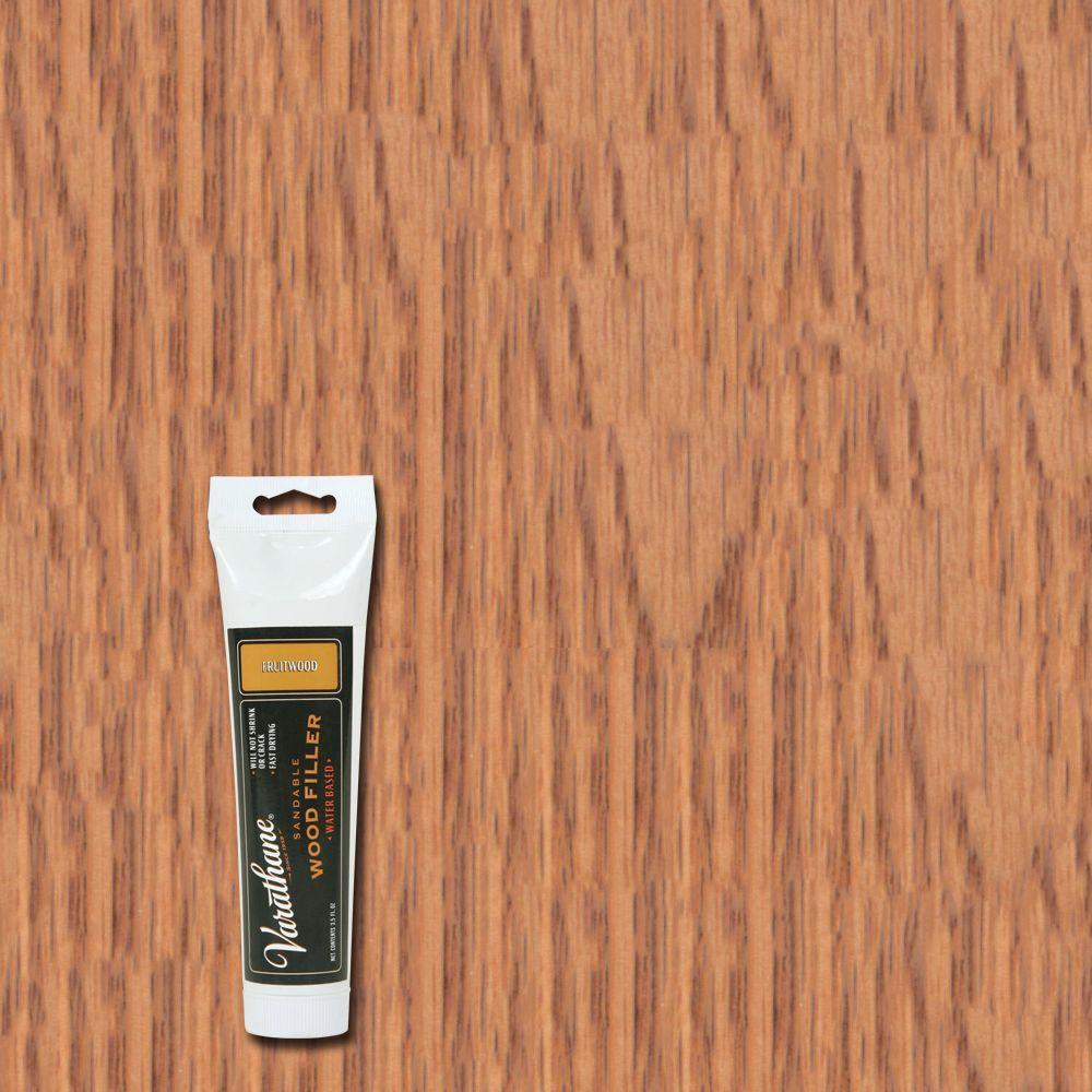 Varathane 3.5 oz. Fruitwood Wood Filler (Case of 4)