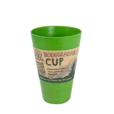 15 oz. Green Bamboo Cup (6-Pack)