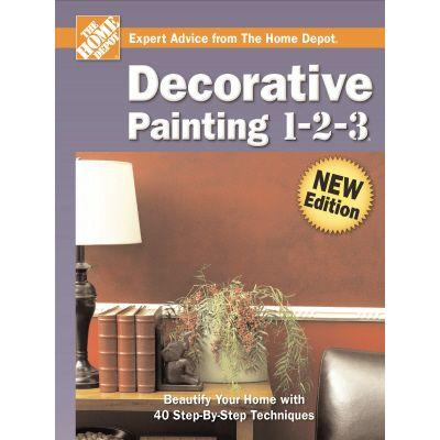 1-2-3 Books Decorative Painting 1-2-3 Book 2nd Edition-DISCONTINUED