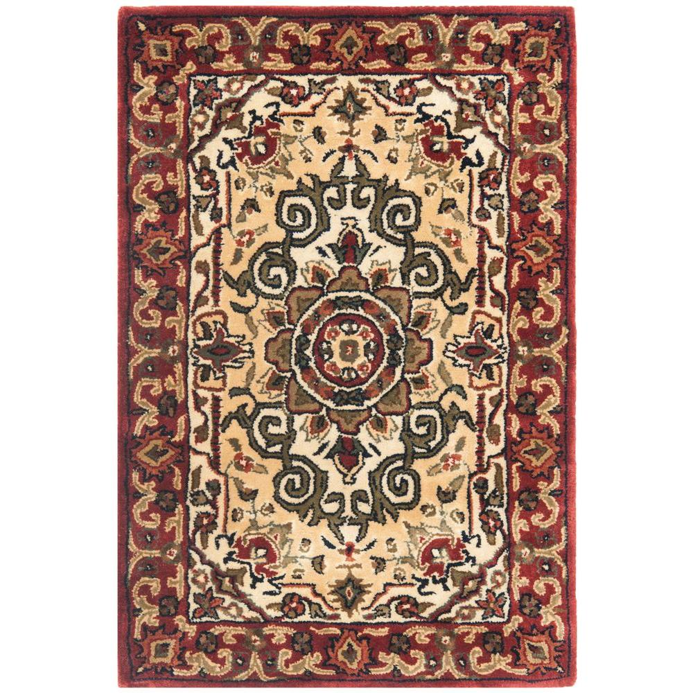 Safavieh Persian Legend Ivory/Red 2 ft. x 3 ft. Area Rug