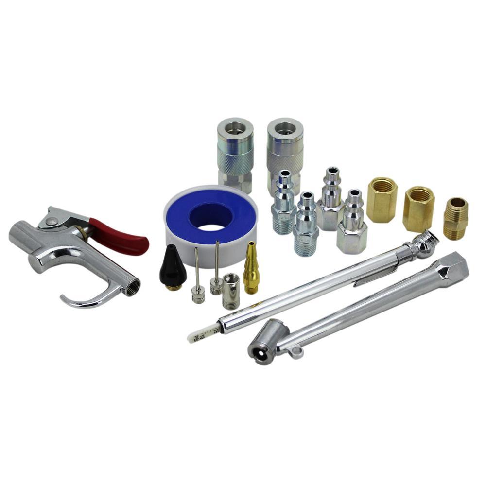 18-Piece Blow Gun Kit