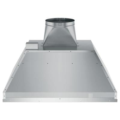 30 in. Smart Insert Range Hood with Light in Stainless Steel
