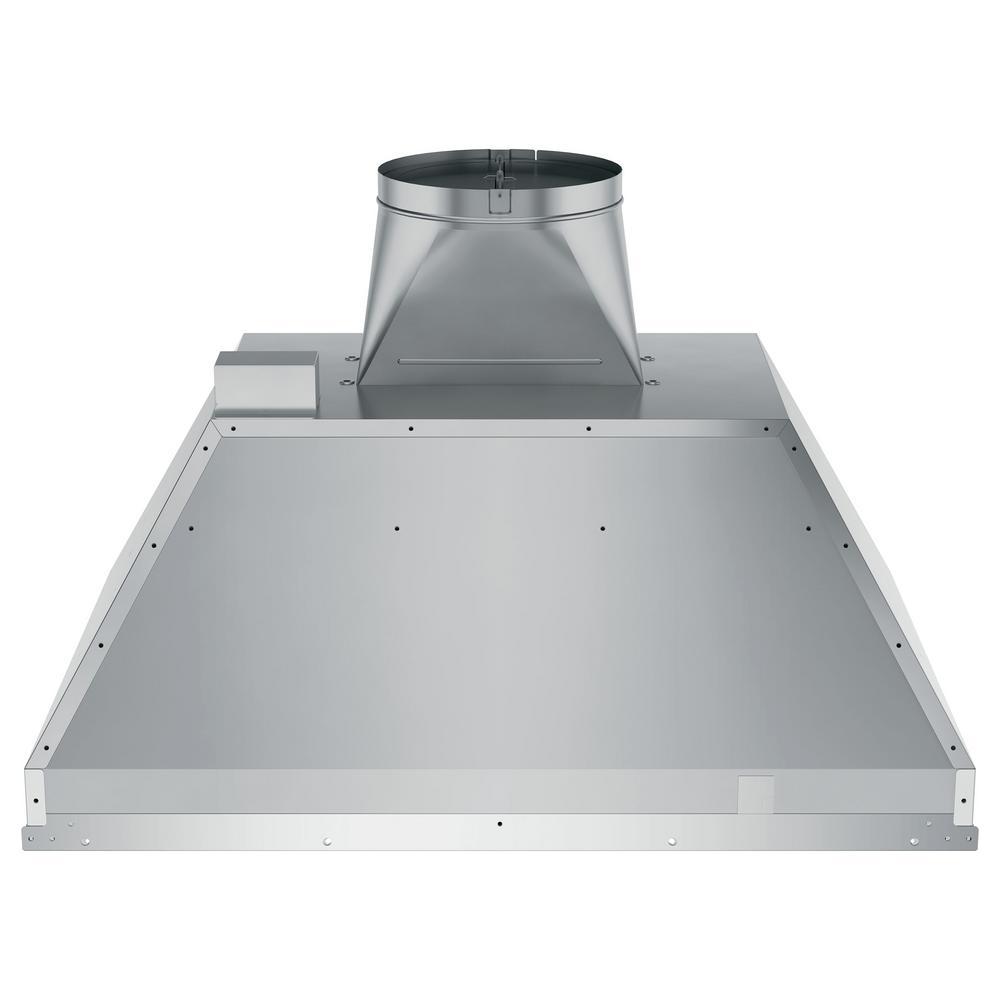 30 in. Smart Insert Range Hood with Light in Stainless Steel