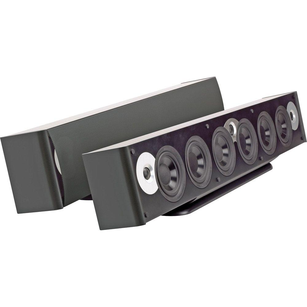 Atlantic Technology 40 Front Stage Loudspeaker- Glb Gloss Black-DISCONTINUED