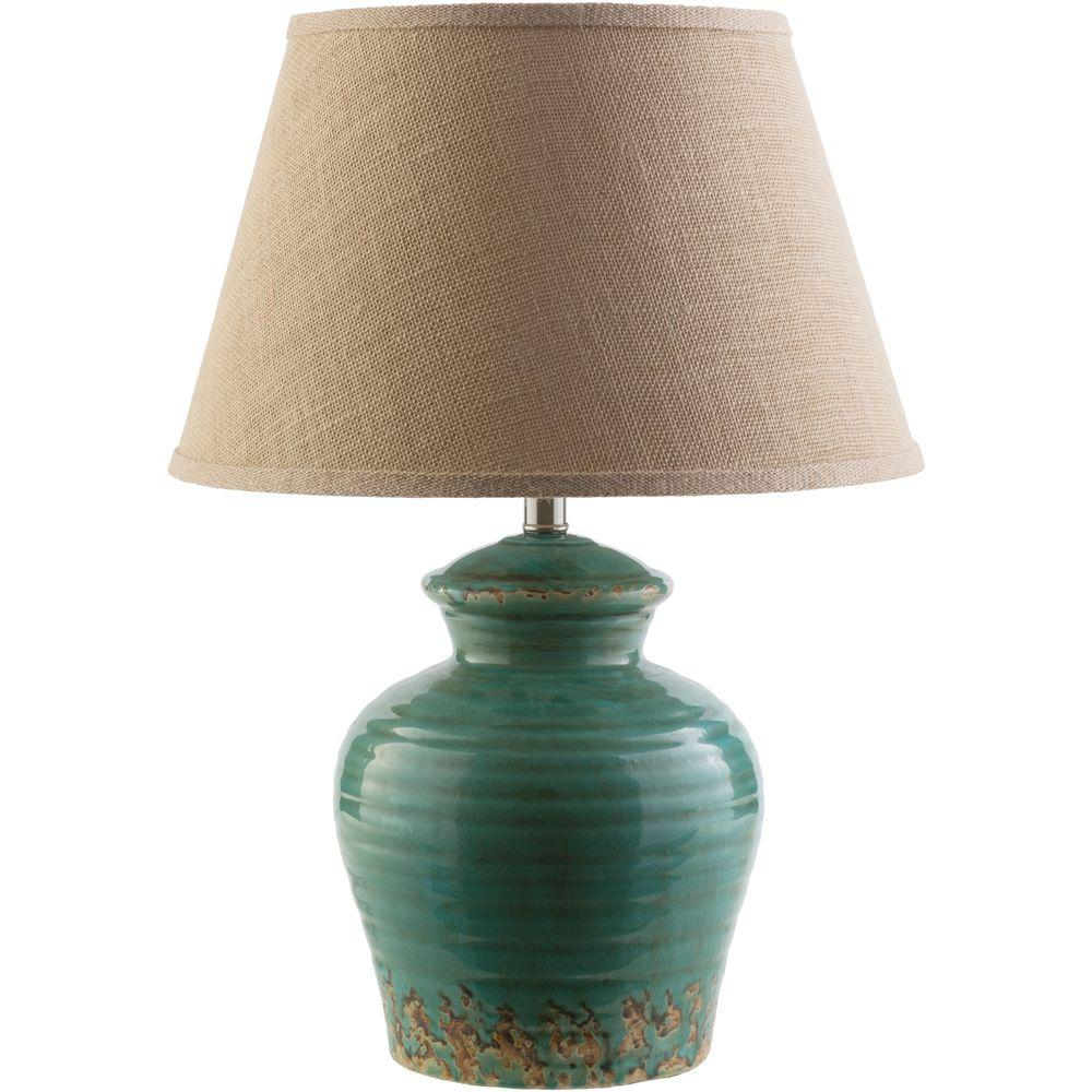 Concord 23 5 In Natural Lamp 9349800420 The Home Depot