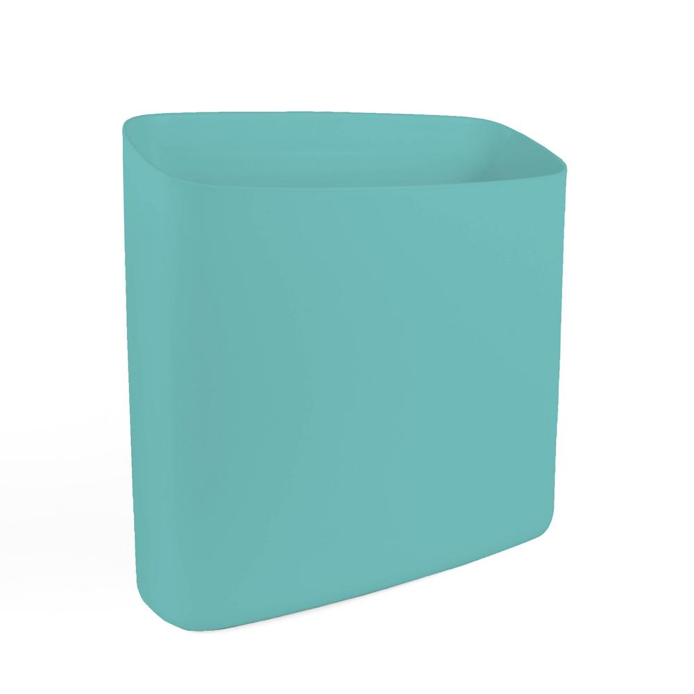 Perch Biggy - ABS Magnetic Container in Teal (1-Pack)