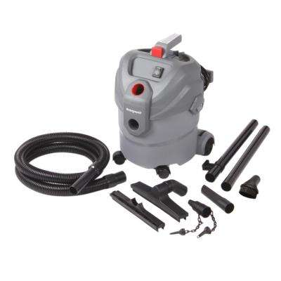 4 Gal. 4.5-Peak HP Wet Dry Utility Vacuum with Blower Kit