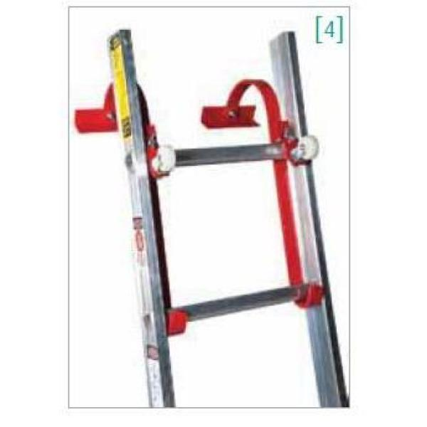 Guardian Fall Protection Ladder Hook With Wheel 2481 The Home Depot