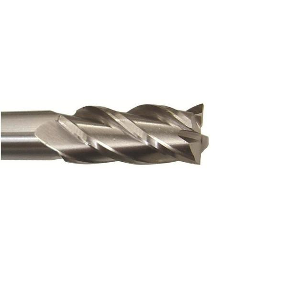 Drill America CBD 5//32 Cobalt End Mill 4 Flute 7//16 Flute Length 2-5//16 Overall Length Center Cut Single End Ball