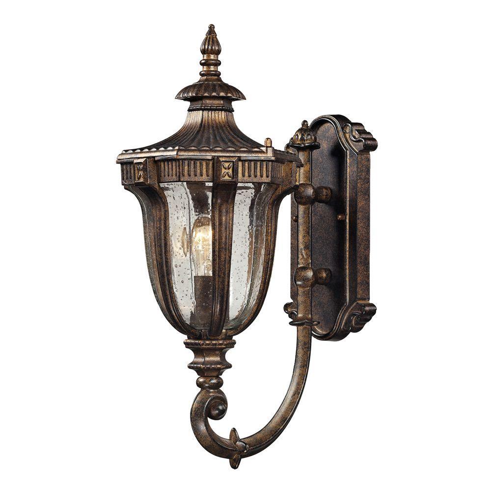 Titan Lighting Sturgess Castle 1 Light Outdoor Regal