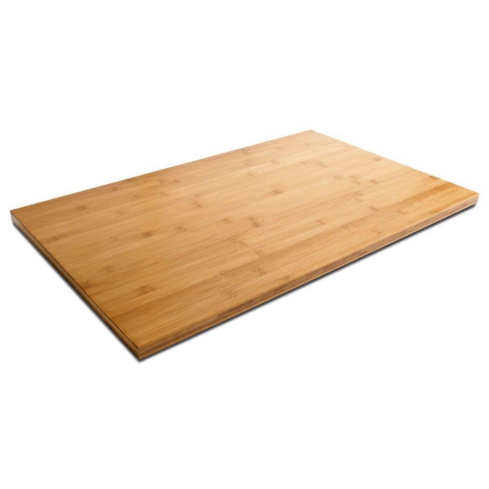 Nice W Bamboo Top For Ready To Assemble Garage Cabinets