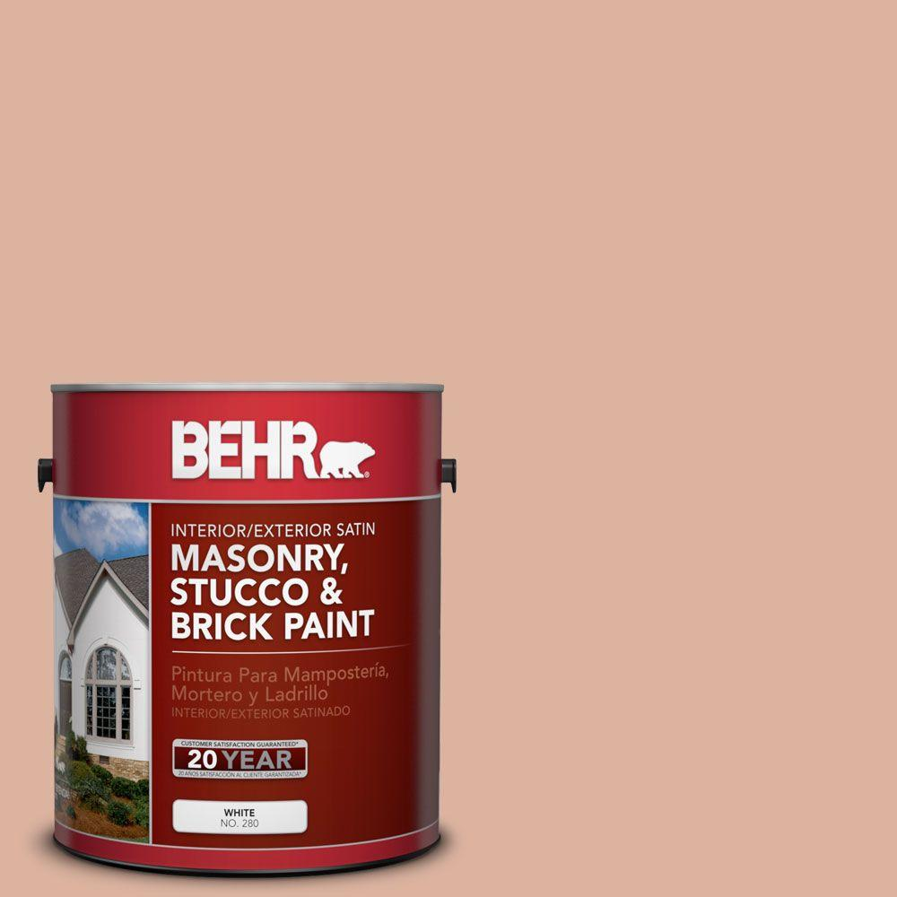 BEHR Premium 1 Gal. #MS-88 Pearl Gray Satin Interior