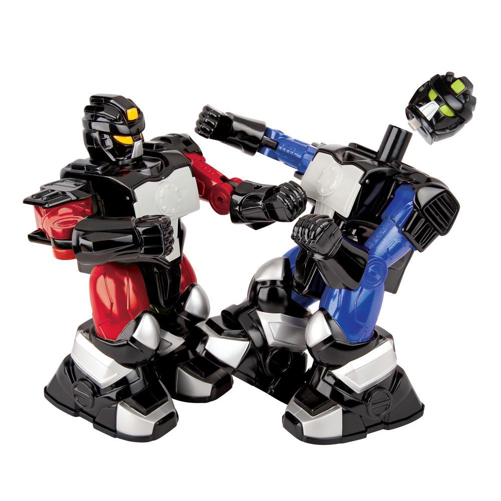 Battle Boxing Robots