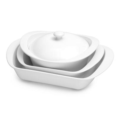 7-Piece Porcelain Bakeware Set