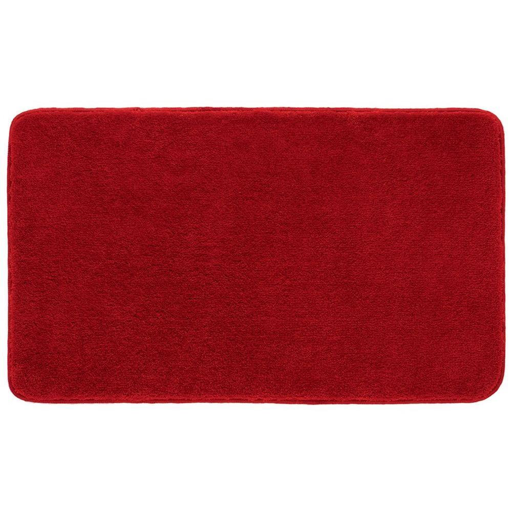 Grund Melos Estate Series Red 20 in. x 24 in. Ultra Premium Comfort Mat