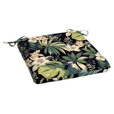 20 x 19 Outdoor Chair Cushion in Standard Sky Tropical