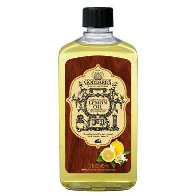Lemon Furniture Oil