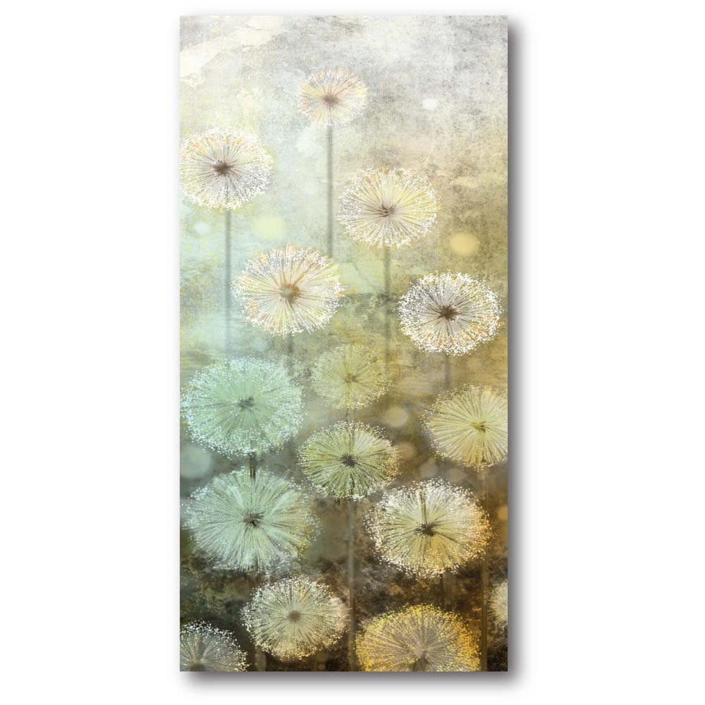 Courtside Market Make A Wish I 12 in. x 24 in. Gallery-Wrapped Canvas Wall Art, Multi Color was $70.0 now $38.93 (44.0% off)