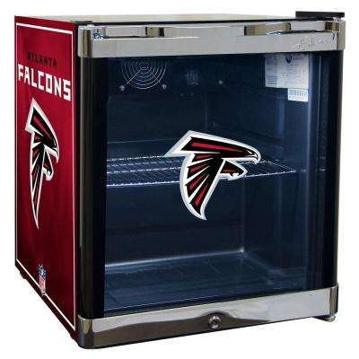17 in. 20 (12 oz.) Can Atlanta Falcons Cooler