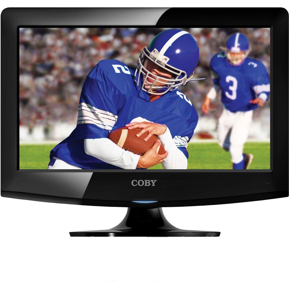 Coby 15 in. Class LED 720p 60Hz HDTV-DISCONTINUED