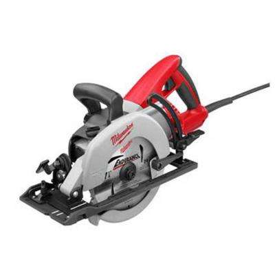 15 Amp 7-1/4 in. Corded Lightweight Magnesium Worm Drive Circular Saw