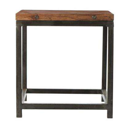 Holbrook Coffee Bean End Table