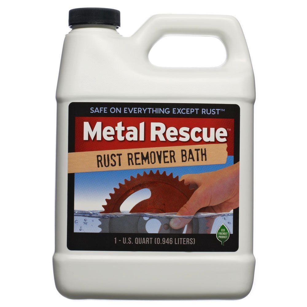 Workshop Hero 1 Gal  Metal Rescue Rust Remover Bath-WH290487